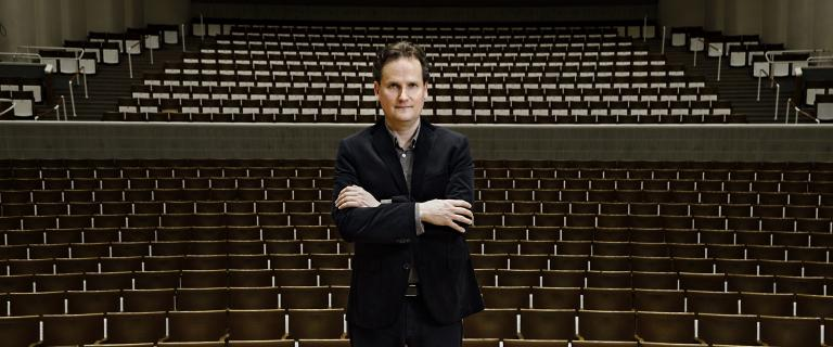 Olli Mustonen, Artistic Director and Principal Conductor